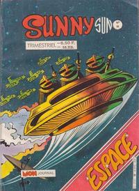 Cover Thumbnail for Sunny Sun (Mon Journal, 1977 series) #51