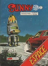 Cover Thumbnail for Sunny Sun (Mon Journal, 1977 series) #52