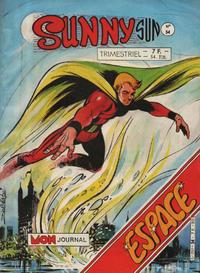Cover Thumbnail for Sunny Sun (Mon Journal, 1977 series) #54