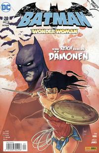 Cover Thumbnail for Batman (Panini Deutschland, 2017 series) #20