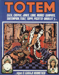 Cover Thumbnail for Totem (Editorial Nueva Frontera, 1977 series) #33