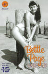 Cover Thumbnail for Bettie Page Unbound (2019 series) #3 [Cover E Photo]