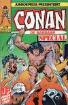 Cover for Conan de Barbaar Special (JuniorPress, 1985 series) #2