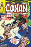 Cover for Conan de Barbaar Special (JuniorPress, 1985 series) #1