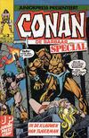 Cover for Conan de Barbaar Special (JuniorPress, 1985 series) #3