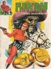 Cover for L'Uomo Mascherato Phantom [Avventure americane] (Edizioni Fratelli Spada, 1972 series) #91