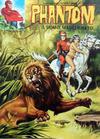 Cover for L'Uomo Mascherato Phantom [Avventure americane] (Edizioni Fratelli Spada, 1972 series) #95