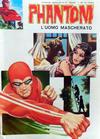Cover for L'Uomo Mascherato Phantom [Avventure americane] (Edizioni Fratelli Spada, 1972 series) #93
