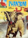Cover for L'Uomo Mascherato Phantom [Avventure americane] (Edizioni Fratelli Spada, 1972 series) #83