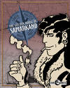 Cover for Corto Maltese (IDW, 2014 series) #9 - The Golden House of Samarkand