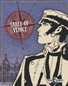 Cover for Corto Maltese (IDW, 2014 series) #8 - Fable of Venice