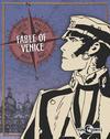 Cover for Corto Maltese (IDW, 2014 series) #8 - Fable of Venice