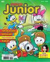 Cover for Donald Duck Junior (Hjemmet / Egmont, 2018 series) #9/2019