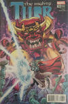 Cover Thumbnail for Mighty Thor (2016 series) #706 [Walter Simonson]