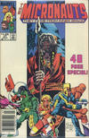 Cover Thumbnail for Micronauts (1979 series) #57 [Canadian]