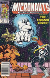 Cover for Micronauts (Marvel, 1984 series) #10 [Canadian]