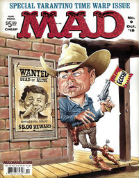 Cover Thumbnail for Mad (EC, 2018 series) #9