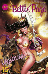 Cover Thumbnail for Bettie Page Unbound (Dynamite Entertainment, 2019 series) #3