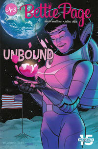 Cover Thumbnail for Bettie Page Unbound (Dynamite Entertainment, 2019 series) #3 [Cover C David Williams]