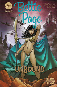 Cover Thumbnail for Bettie Page Unbound (Dynamite Entertainment, 2019 series) #3 [Cover D Julius Ohta]
