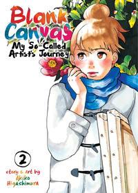 Cover Thumbnail for Blank Canvas: My So-Called Artist's Journey (Kakukaku Shikajika) (Seven Seas Entertainment, 2019 series) #2