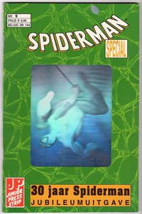 Cover Thumbnail for Spiderman Special (JuniorPress, 1991 series) #9