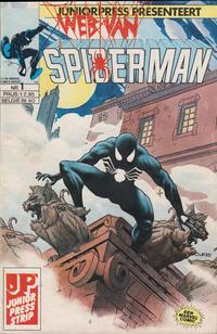 Cover Thumbnail for Web van Spiderman (Juniorpress, 1985 series) #1