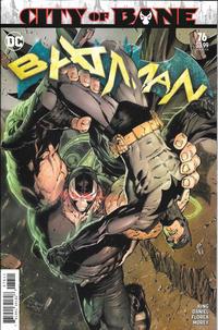 Cover Thumbnail for Batman (DC, 2016 series) #76