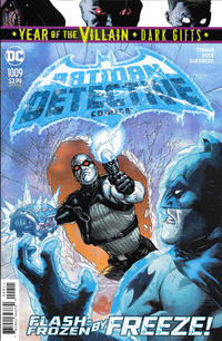 Cover Thumbnail for Detective Comics (DC, 2011 series) #1009