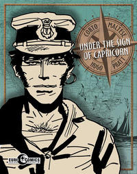 Cover Thumbnail for Corto Maltese (IDW, 2014 series) #3 - Under the Sign of Capricorn