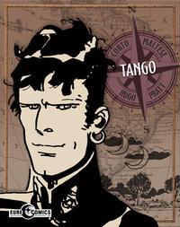Cover Thumbnail for Corto Maltese (IDW, 2014 series) #10 - Tango: All at Half-Light