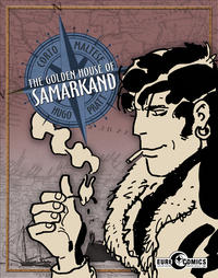 Cover Thumbnail for Corto Maltese (IDW, 2014 series) #9 - The Golden House of Samarkand