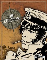 Cover Thumbnail for Corto Maltese (IDW, 2014 series) #6 - The Ethiopian
