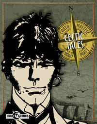 Cover Thumbnail for Corto Maltese (IDW, 2014 series) #5 - Celtic Tales