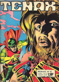 Cover Thumbnail for Tenax (Impéria, 1971 series) #32