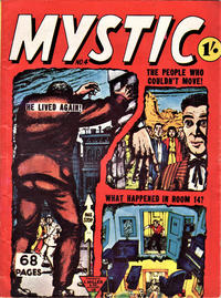 Cover Thumbnail for Mystic (L. Miller & Son, 1960 series) #4