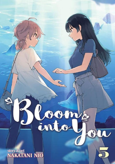 Cover for Bloom into You (Seven Seas Entertainment, 2017 series) #5