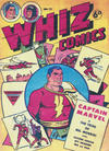 Cover for Whiz Comics (L. Miller & Son, 1950 series) #70