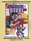 Cover for Gwandanaland Comics (Gwandanaland Comics, 2016 series) #140-A - Sarge Steel Reader Collection