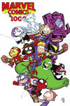 Cover Thumbnail for Marvel Comics (2019 series) #1000 [Skottie Young]