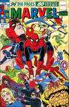 Cover Thumbnail for Marvel Comics (2019 series) #1000 [1960's Variant Cover]