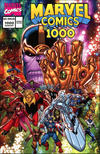 Cover Thumbnail for Marvel Comics (2019 series) #1000 [1990's Variant Cover]