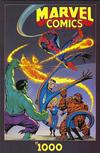 Cover Thumbnail for Marvel Comics (2019 series) #1000 [Steve Ditko Hidden Gem Variant Cover]