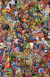 Cover Thumbnail for Marvel Comics (2019 series) #1000 [Collage Variant Cover]