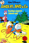 Cover for Anders And & Co. (Egmont, 1949 series) #33/1981