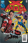Cover for X-Man (Marvel, 1995 series) #6 [Newsstand]