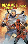 Cover Thumbnail for Marvel Comics (2019 series) #1000 [Rob Liefeld Variant Cover]