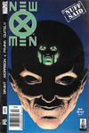 Cover for New X-Men (Marvel, 2001 series) #121 [Newsstand]