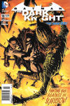 Cover for Batman: The Dark Knight (DC, 2011 series) #14 [Newsstand]