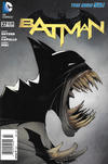 Cover for Batman (DC, 2011 series) #27 [Newsstand]